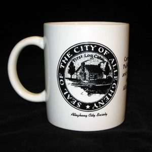 The Allegheny City Society Coffee Mug