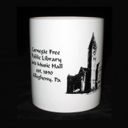 The Allegheny City Society Coffee Mug - Reverse