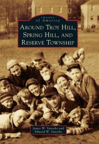Troy Hill Cover