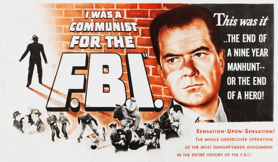 Image result for I Was a Communist for the FBI